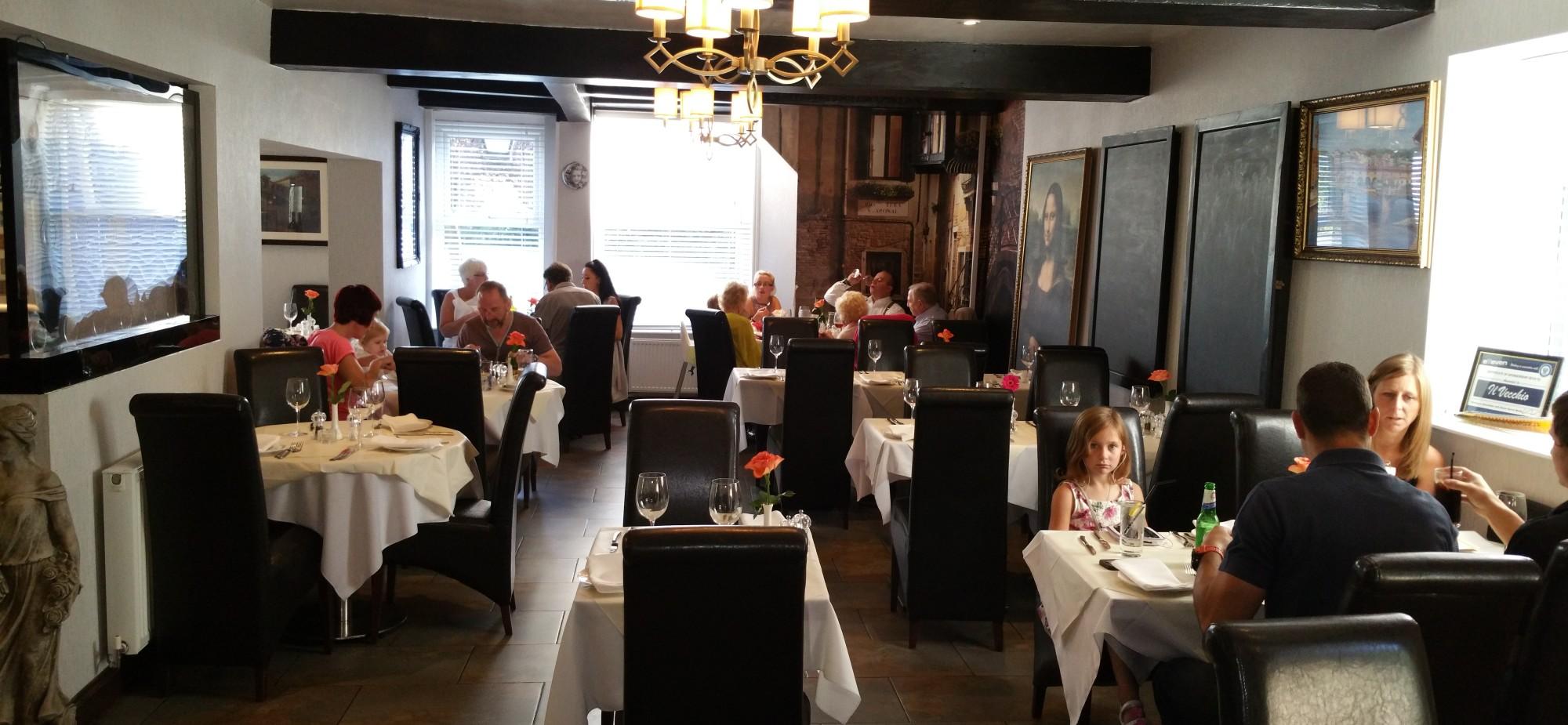 Il Vecchio Authentic Italian Restaurant In Heywood